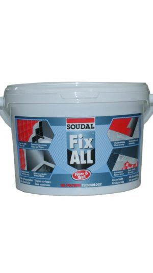 soudal fix-all floor & wall