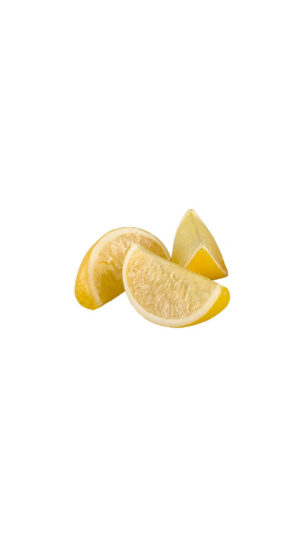 CITRON klyfta citrus dekoration